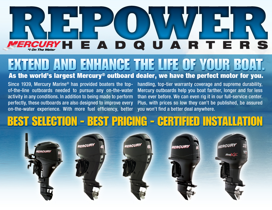 Mercury Boat Motors